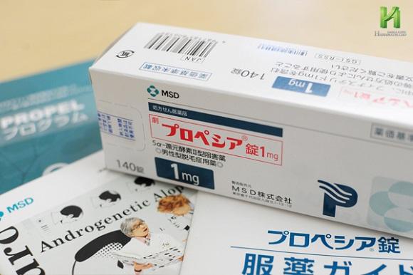 プロペシアのジェネリック医薬品