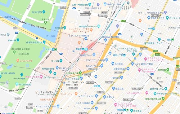 東京都有楽町